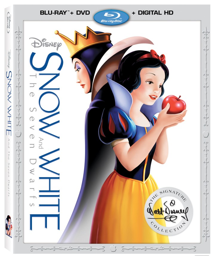 Snow White coming to Digital HD and Disney Movies Anywhere starting January 19 and BluRay/DVD on Feb 2