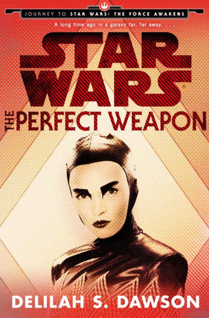 The Perfect Weapon by Delilah Dawson
