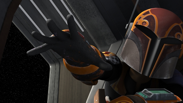Dave mentions that Sabine's character arc is going to see the most changes in her next to Ezra