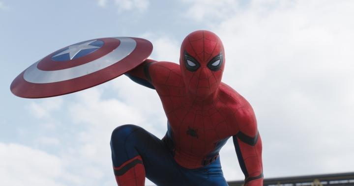 Marvel's Captain America: Civil War introduces both Black Panther and Spider-Man into the Marvel Cinematic Universe Spider-Man/Peter Parker (Tom Holland) Photo Credit: Film Frame © Marvel 2016
