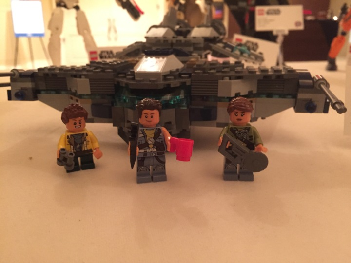 From the Dad 2.0 Conference, LEGO unveils the new Freemaker Adventures set