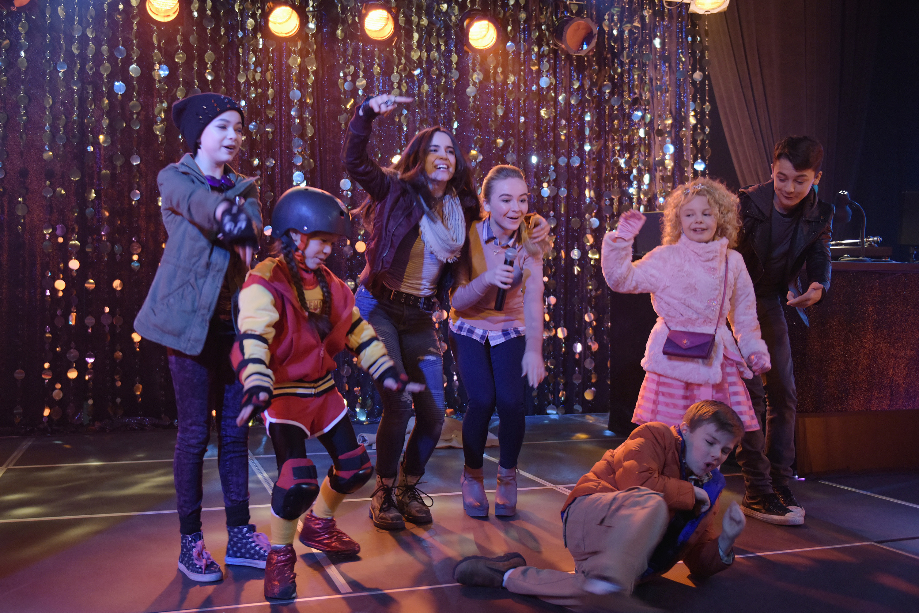 is adventures in babysitting worthy of being the th dcom babysitter rap battle disney channel ed araquel