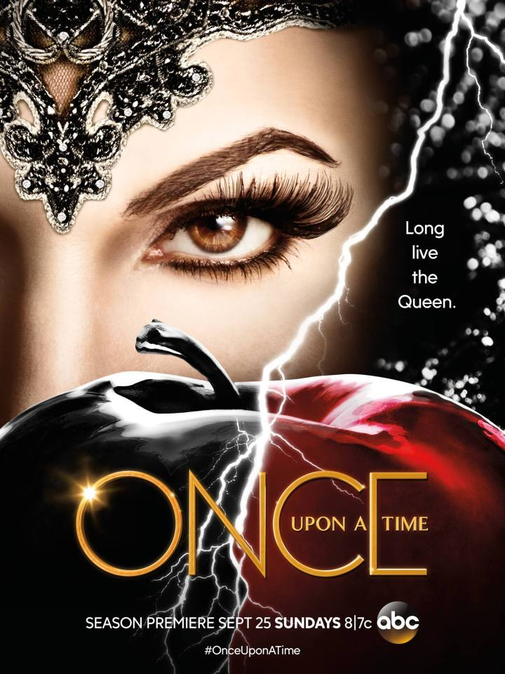 Season six teaser poster - can't wait to see the Evil Queen back!
