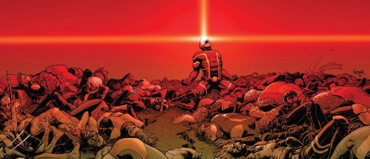 Death of X storyline promises to tell what happened to Scott Summers after Secret Wars