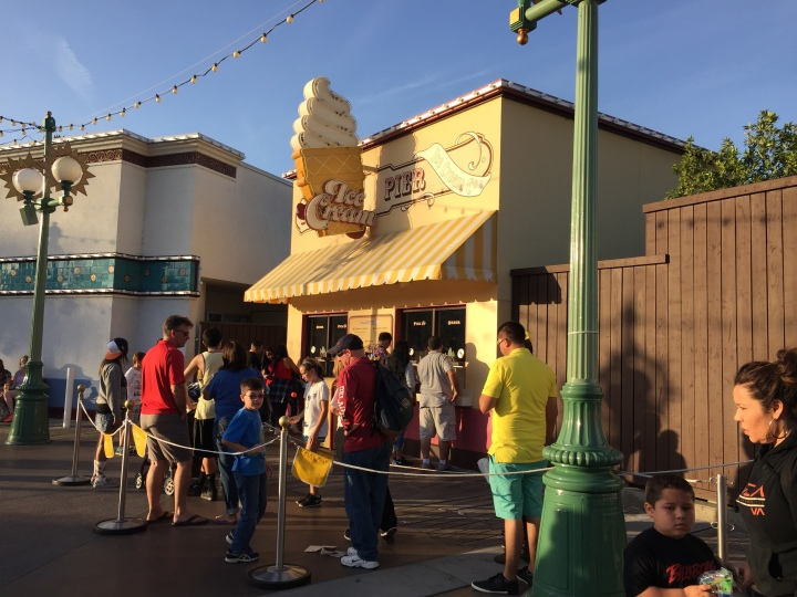 Paradise Pier Soft Serve has some of the best soft serve ice cream anywhere