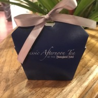 Cute gift of truffles comes with the Premium Tea Party