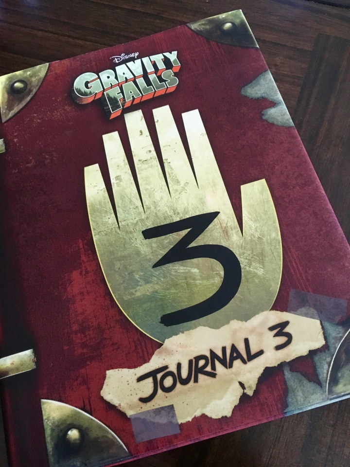 Journal 3 is a treasure trove of information for fans of Gravity Falls