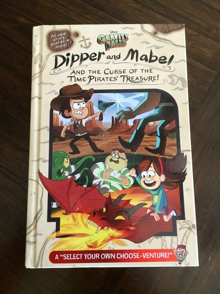 Cover artwork for Dipper and Mabel