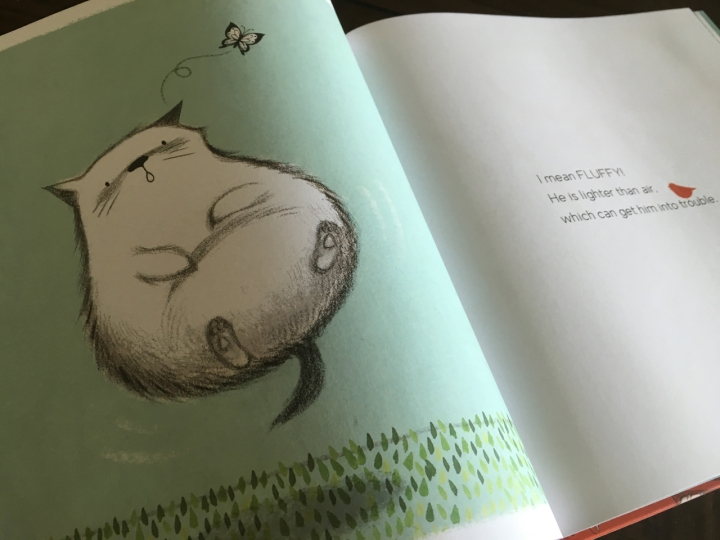 Wonderful art, simple but cute story, makes for a great book