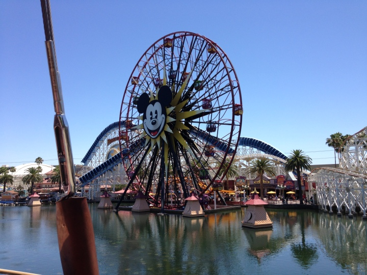 Disney California Adventure has some of the prettiest photo angles of any Disney theme park