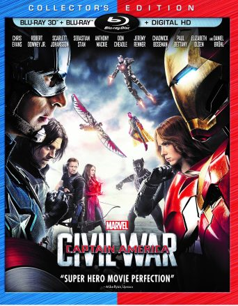 Packaging for the Civil War 3D release