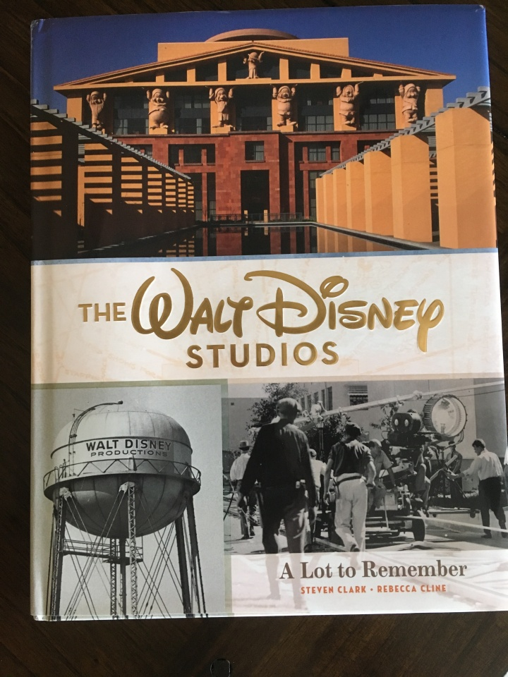 The Walt Disney Studios: A Lot to Remember is filled with wonderful stories and a deep, honest appreciation of Disney studios history