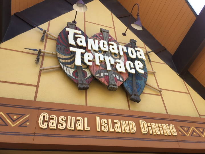 Tangaroa Terrace - your home for fast casual island dining
