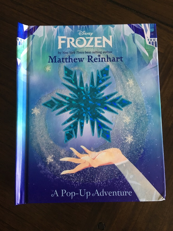 Frozen: A Pop-Up Adventure cover art