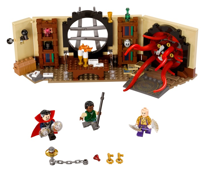Doctor Strange's Sanctum Sanctorum from the new movie