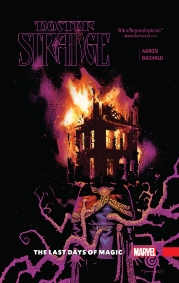 The Last Days of Magic storyline is an inventive and creative understanding of magic in the Marvel U