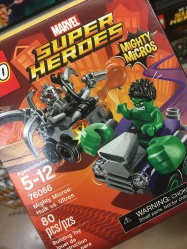 MIghty Micros are great LEGO fun for Marvel fans