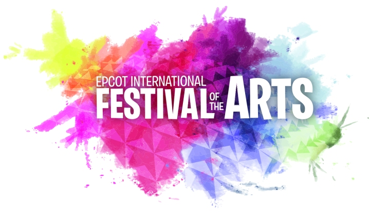 The logo for Festival of the Arts reflects the vibrancy that this event promises for those who come to take part