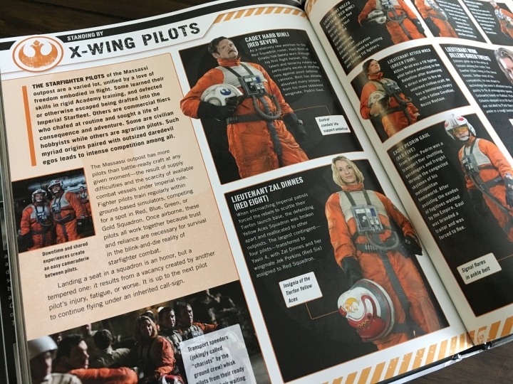 Did you know that Cadet Pedrin Gaul was the unlucky guy who had the call sign Red 5 before Luke?