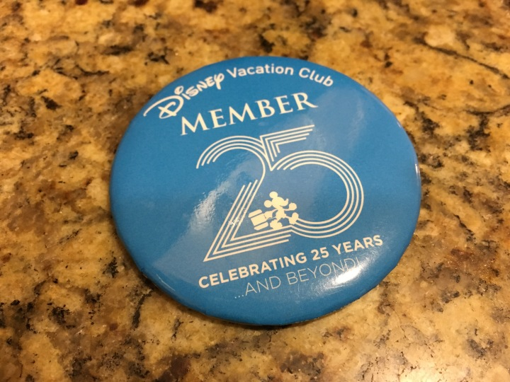 Member buttons are just a small way Disney helps to make members feel special