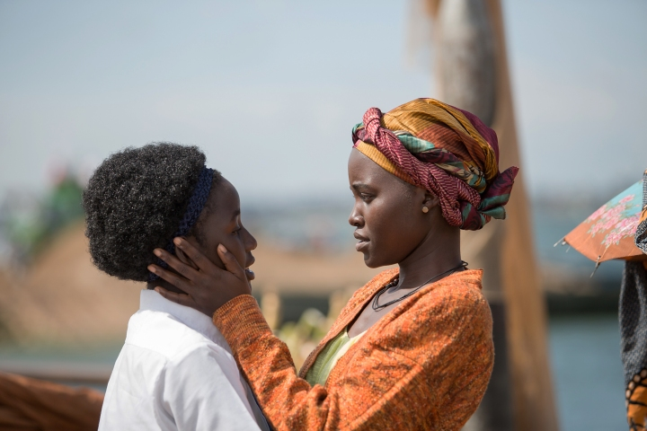 Lupita Nyong'o and Madina Nalwanga star in the triumphant true story QUEEN OF KATWE, directed by Mira Nair.