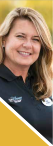 Tina Trybus, Manager of Disney Sports and Youth Programs
