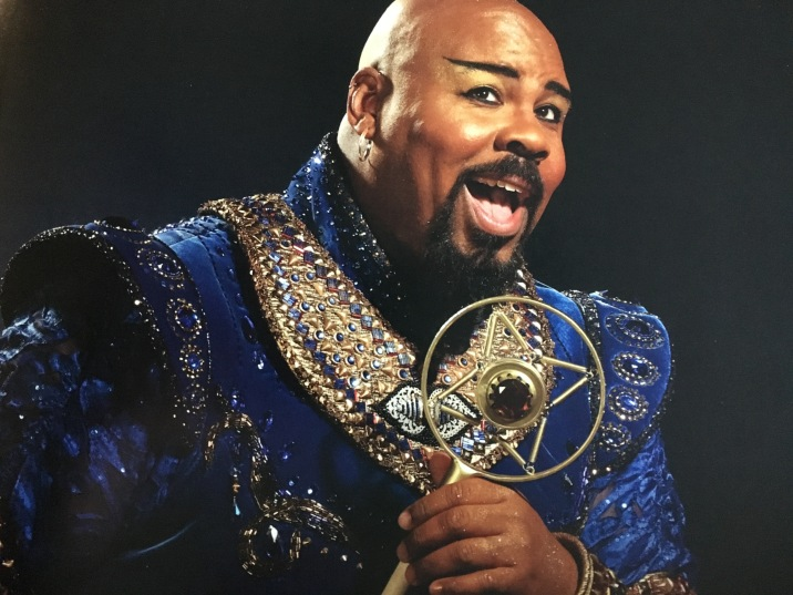 James Monroe Iglehart really made the Genie role his own despite the challenges of taking over such an iconic role