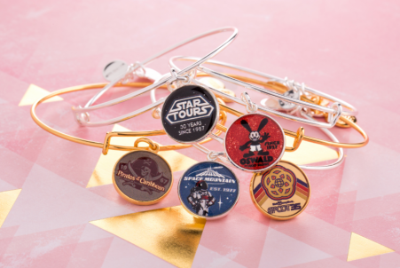 New Alex and Ani bangles coming to D23 Expo