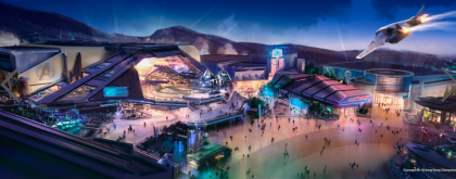 Marvel area to be featured around the recently opened Iron Man Experience
