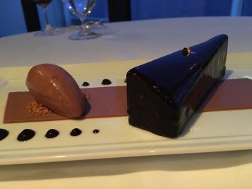 Cassie's dessert - chocolate heaven