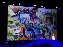 Theme Parks and Resorts announcing new Toy Story Land - SHOWS