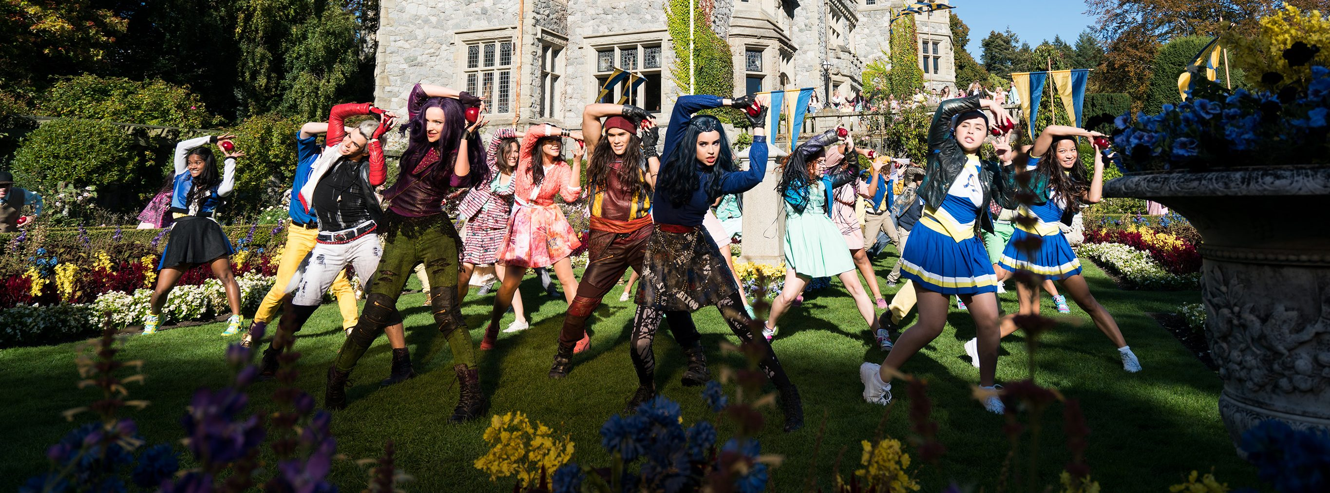 The Villain Kids Are Coming Home…Again! (Descendants 2 DVD Review)