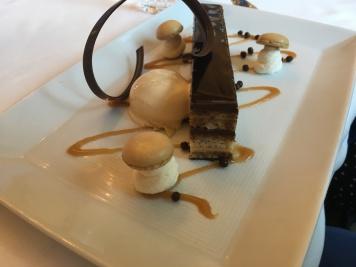 Manjari Chocolate Opera Cake