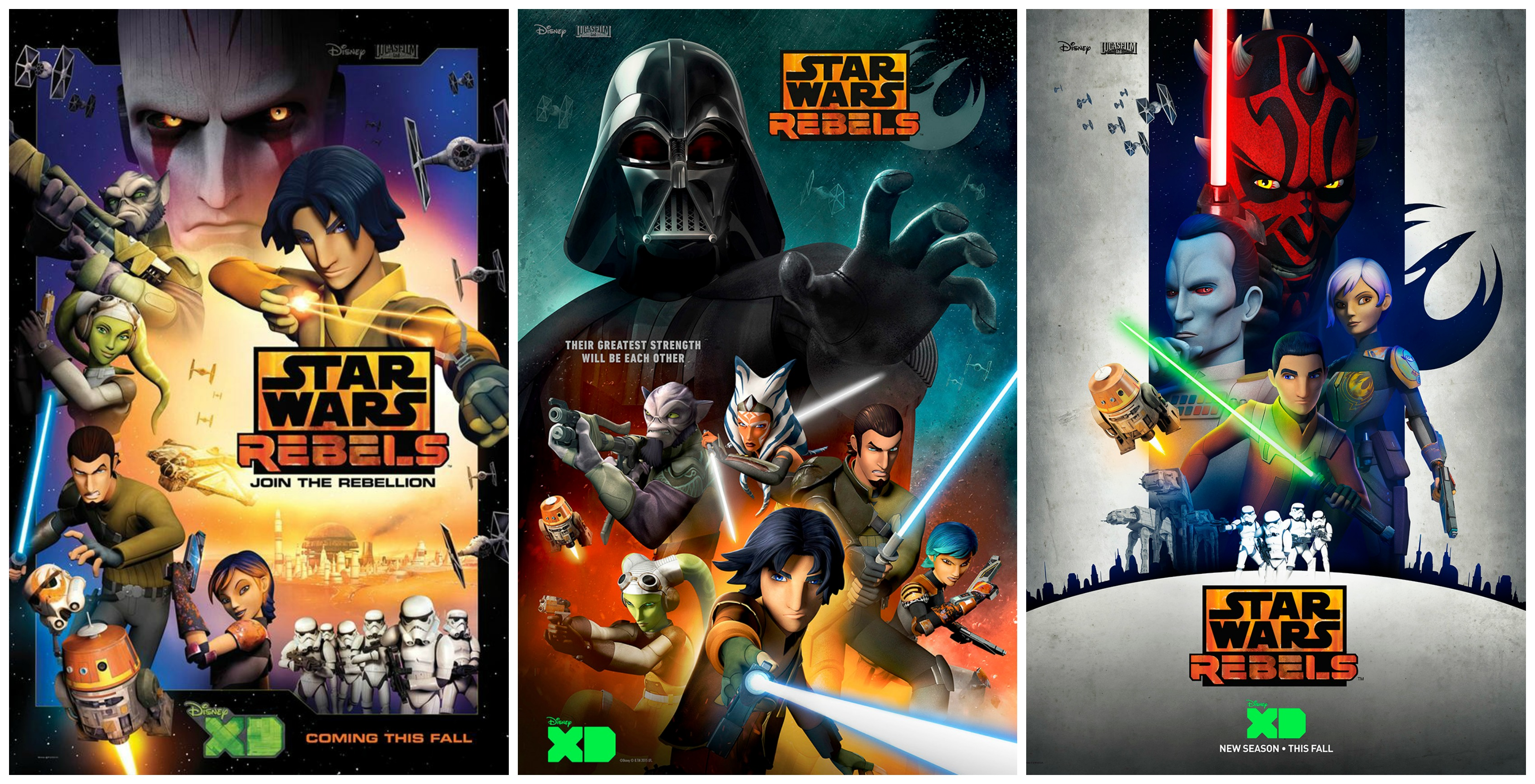 Star Wars Rebels The Story So Far….