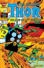 The story where Loki turns Thor into a frog - yes it really happened!