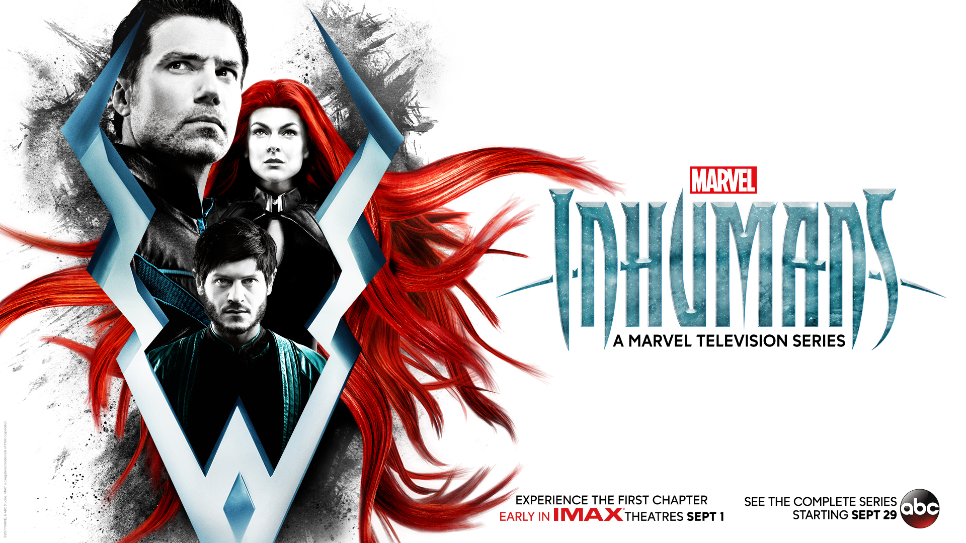 Why Inhumans Is A Hard Sell in the 21st Century