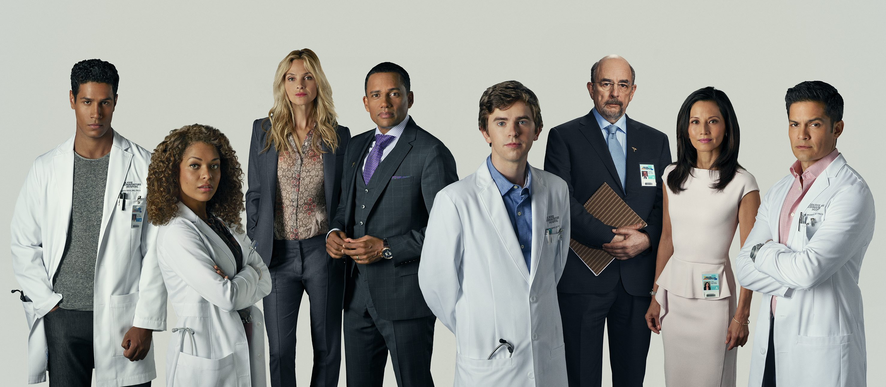 The Good Doctor Is Great!