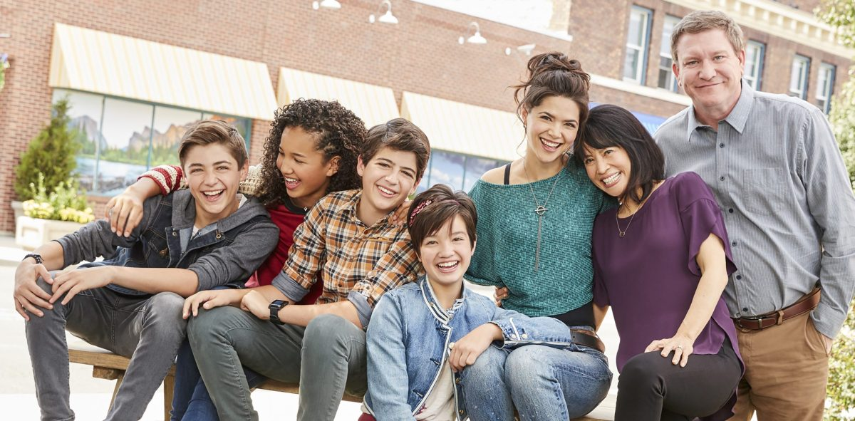 Andi Mack - Not Your Typical Disney Channel Show