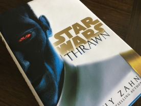 Thrawn was not only highly anticipated but delivered!