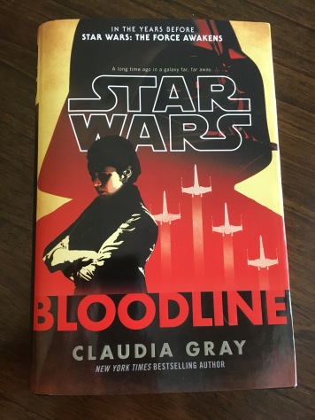 Claudia's first book on Leia takes place after Return of the Jedi and features an older and wiser Leia