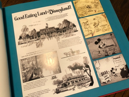 Walt was proud of the food offerings at Disneyland!