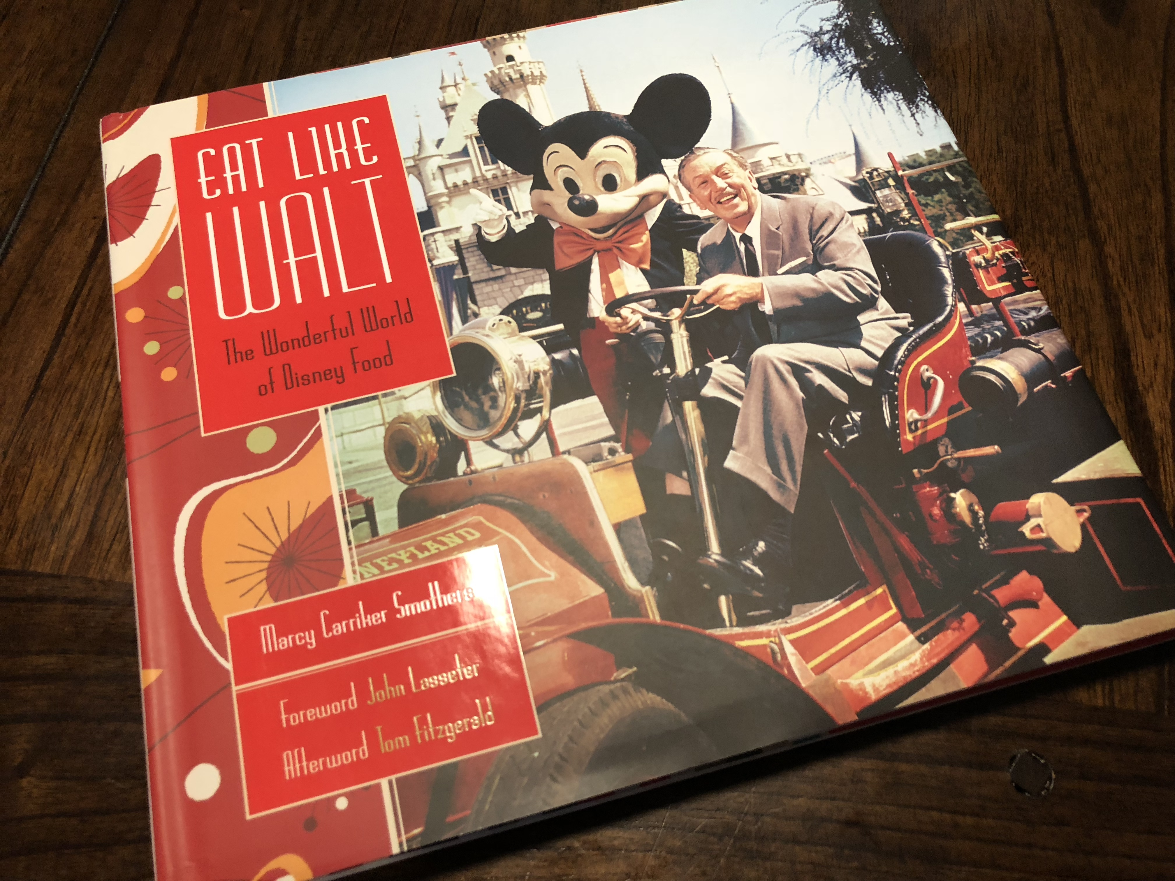 eat like walt the wonderful world of disney food