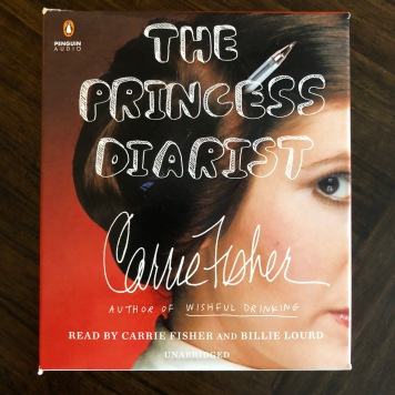 Carrie Fisher's last written book before her passing is filled with wit and candor