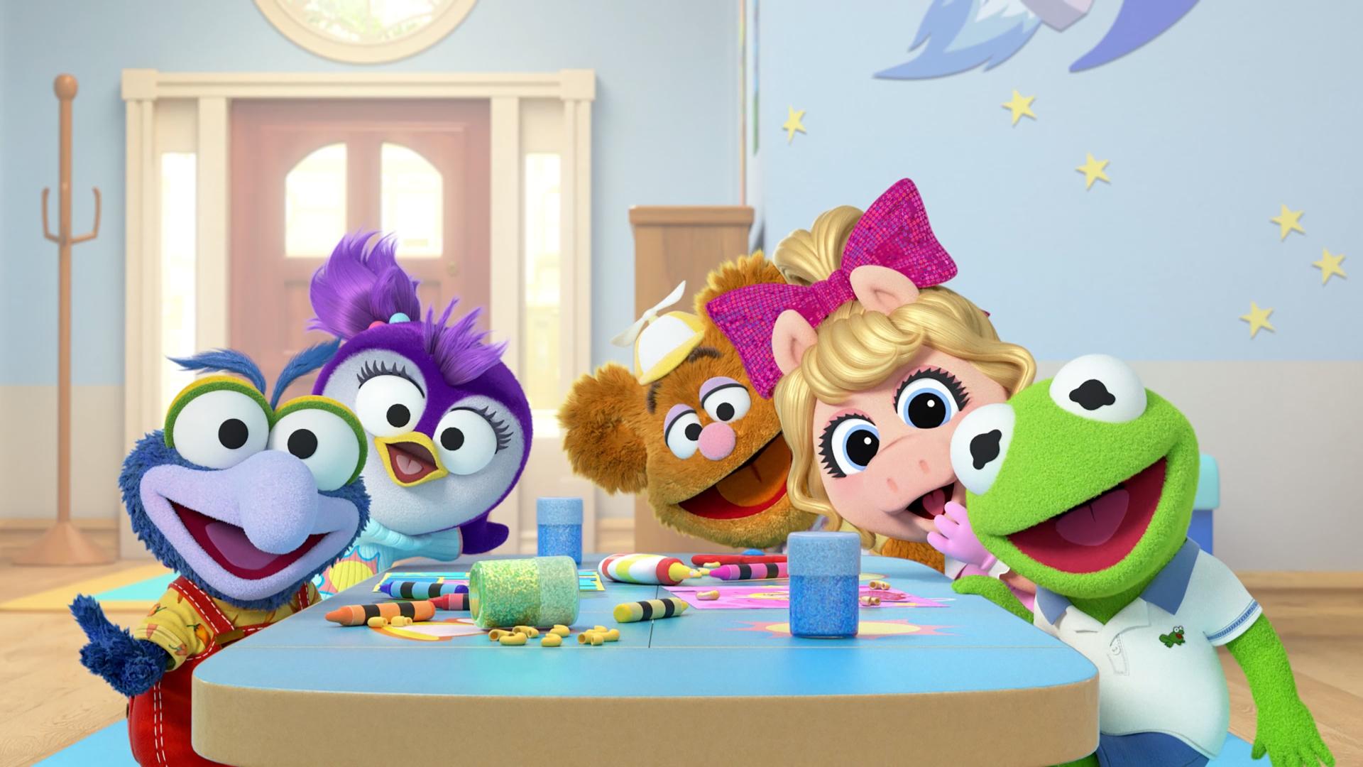 Muppet Babies summer