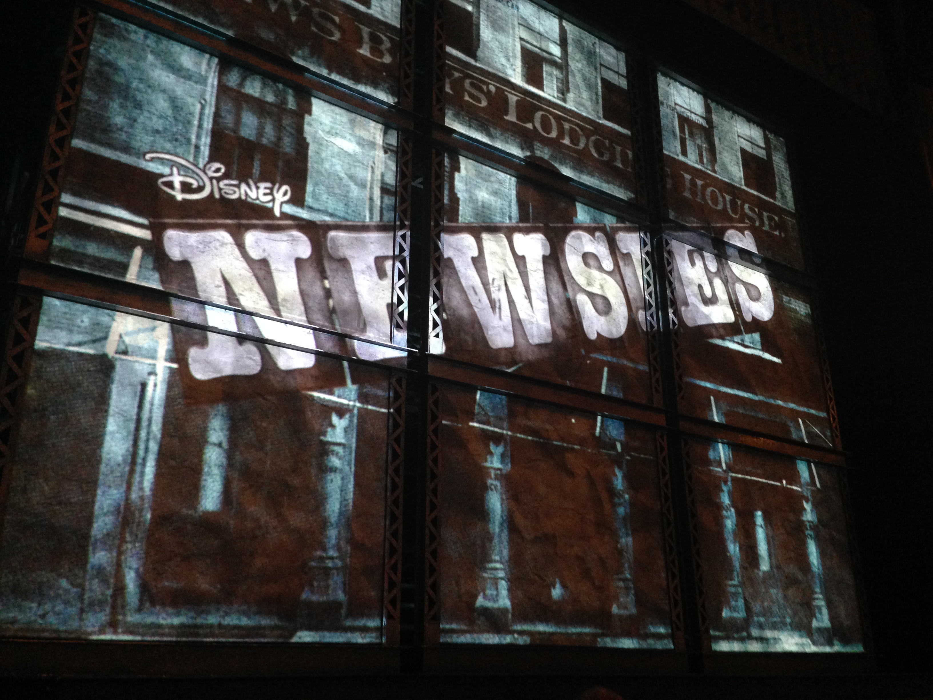 Extra! Extra! – Newsies Is Phenomenal! (Broadway musical review)