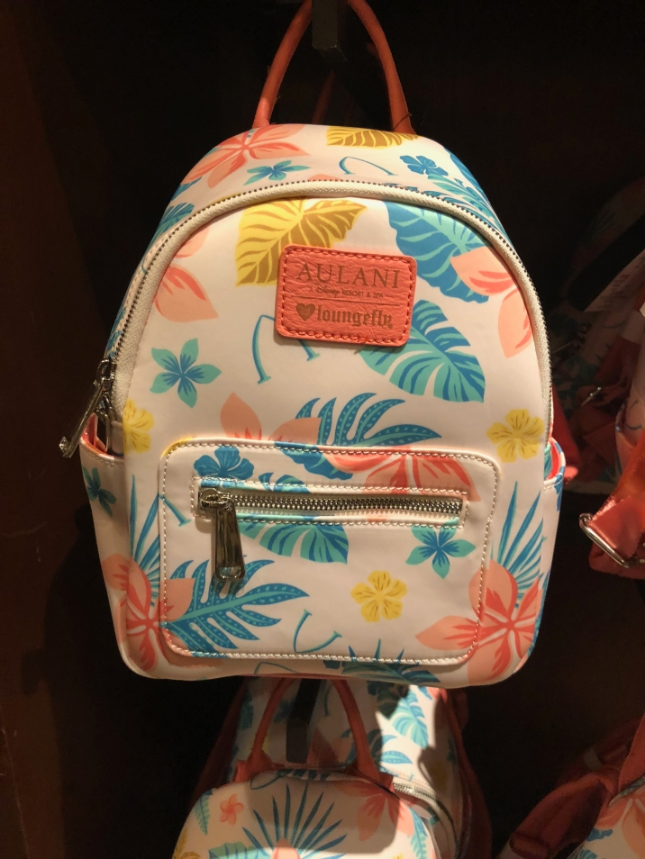 Aulani exclusive Loungefly backpack