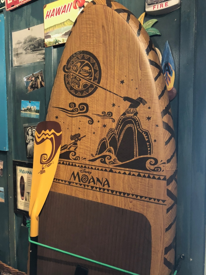 Yes, you too can buy this Moana body board!