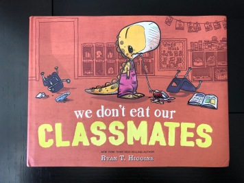 Cover for We Don't Eat Our Classmates