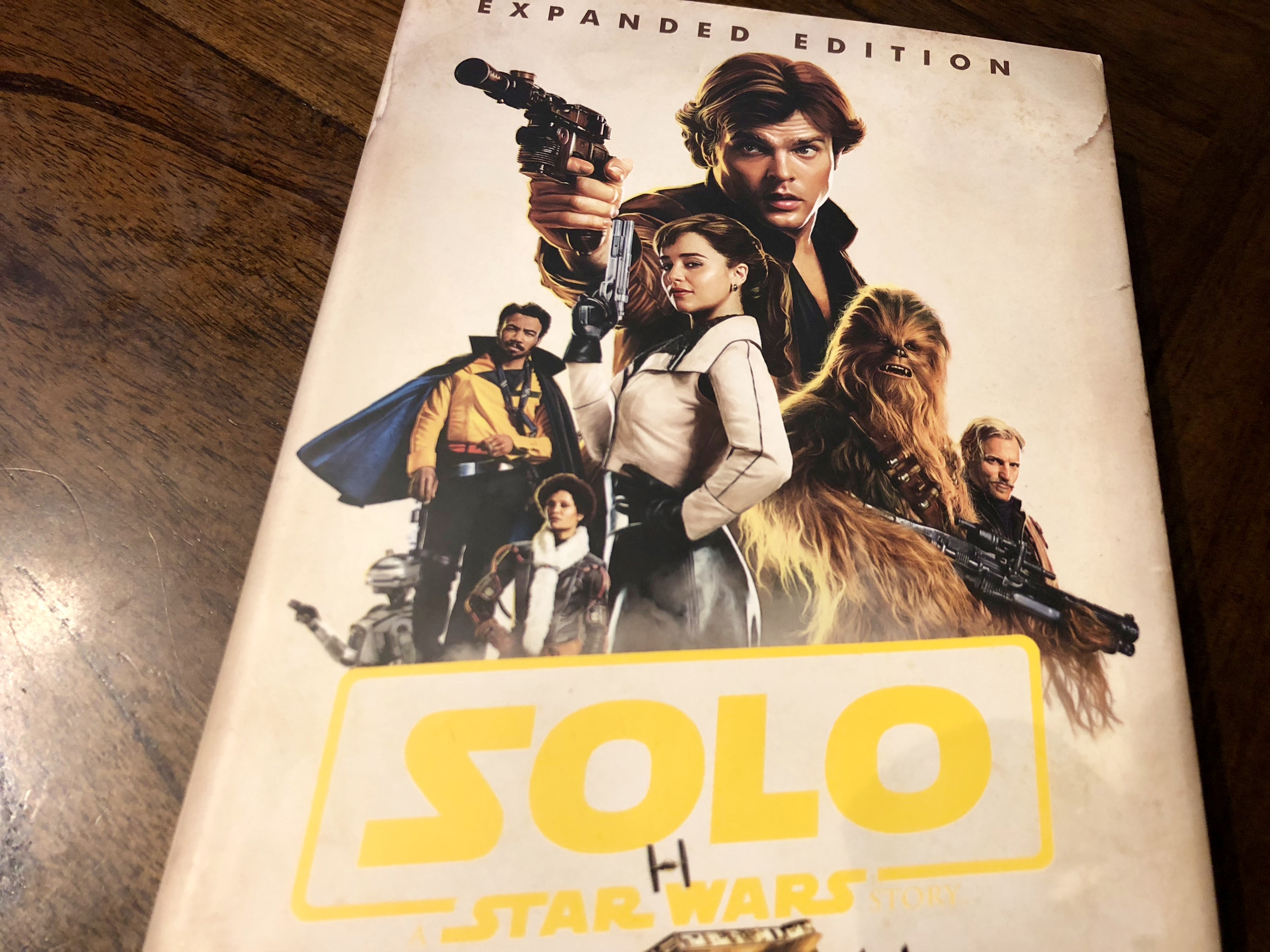 Solo: Expanded Edition – Best Ever Novelization! (book review)