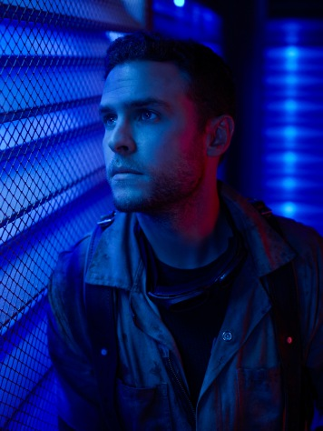 "MARVEL'S AGENTS OF S.H.I.E.L.D. - ABC's ""Marvel's Agents of S.H.I.E.L.D."" stars Iain De Caestecker as Agent Leo Fitz. (ABC/Matthias Clamer)"